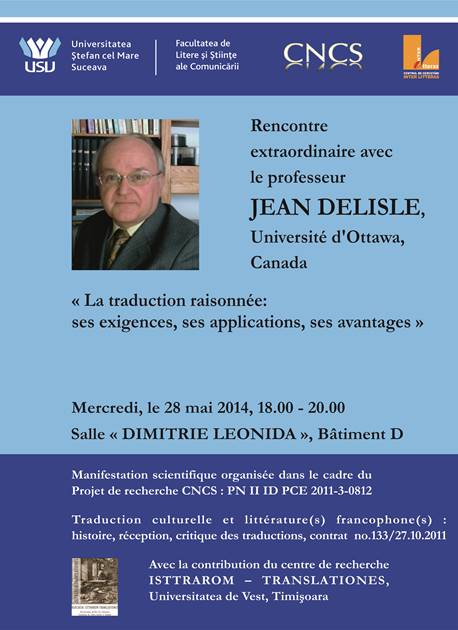 Description: def-afis conferinta Jean Delisle